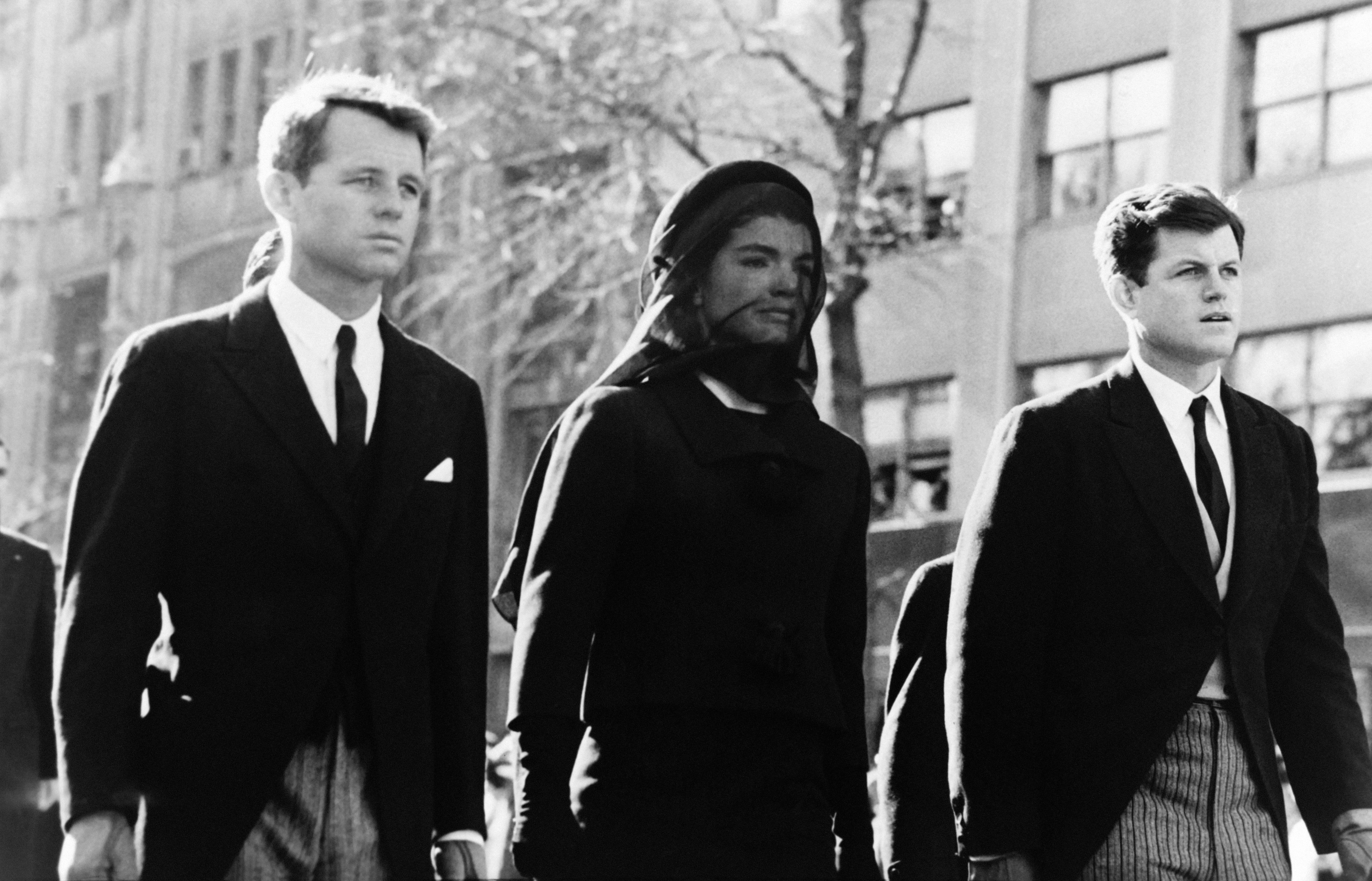 Jackie Kennedys Secret Service Agent Opens Up About JFKs Funeral