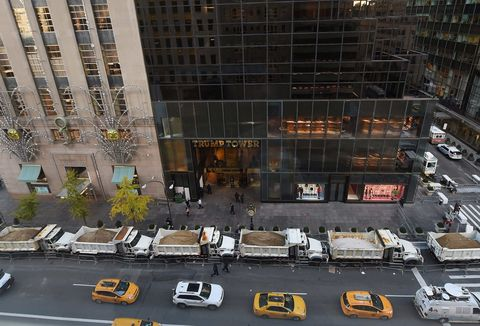 5060754ae80 Here's How Tiffany and Gucci Are Dealing With Increased Trump Tower Security