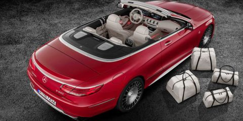 Mercedes-Benz S650 Cabriolet