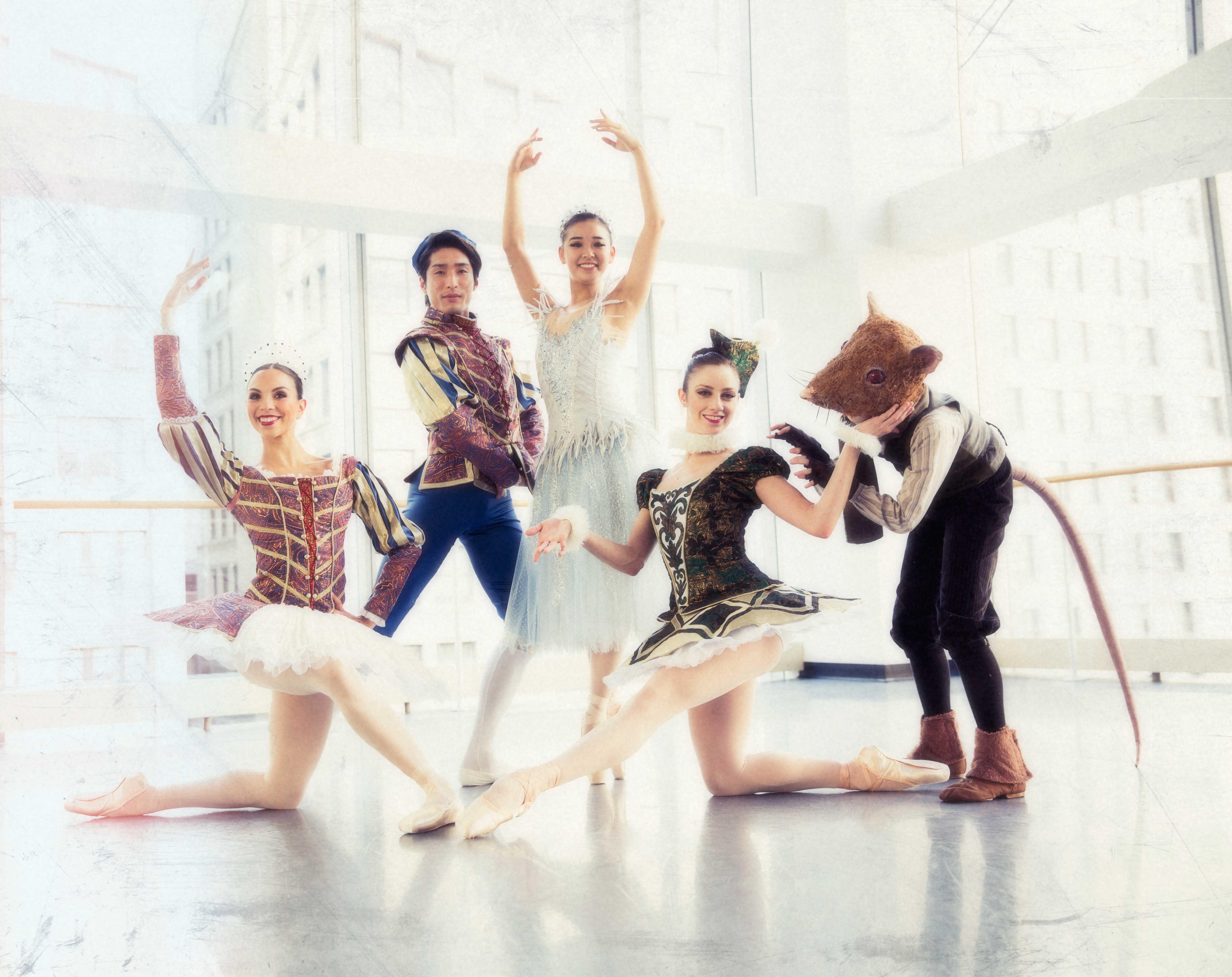 The Joffrey Ballet Commissions a Daring Reinterpretation of The ...