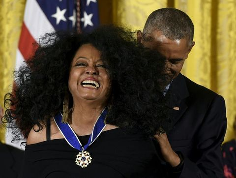 <p>Diana Ross is a living legend. Her acting and singing career now spans over five decades, including her iconic work in The Supremes and as a solo artist. She has been inducted into the Rock & Roll Hall of Fame, and has received the Grammy Awards' Lifetime Achievement Award.</p>
