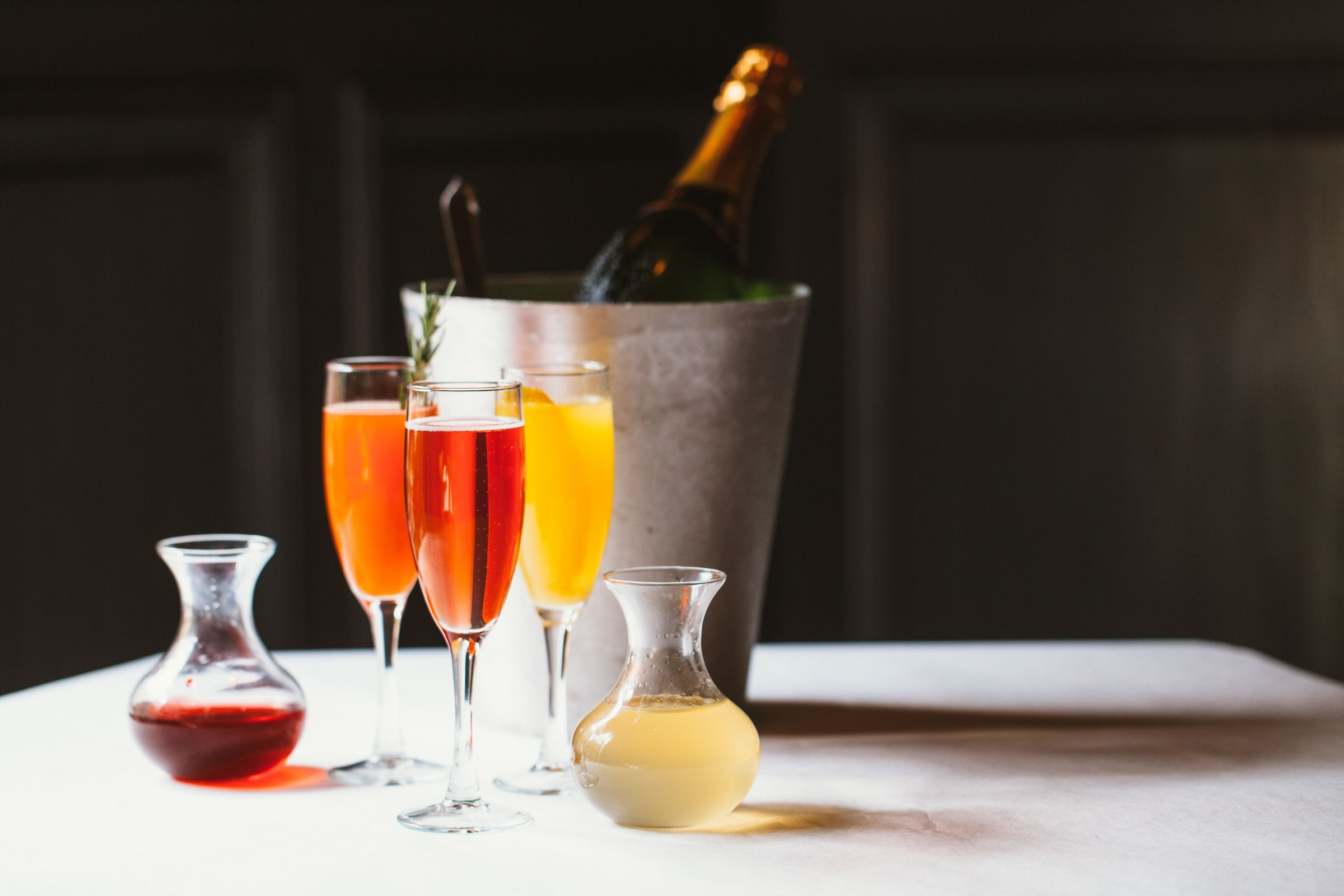15 Champagne Cocktails That Are Way Better Than Mimosas
