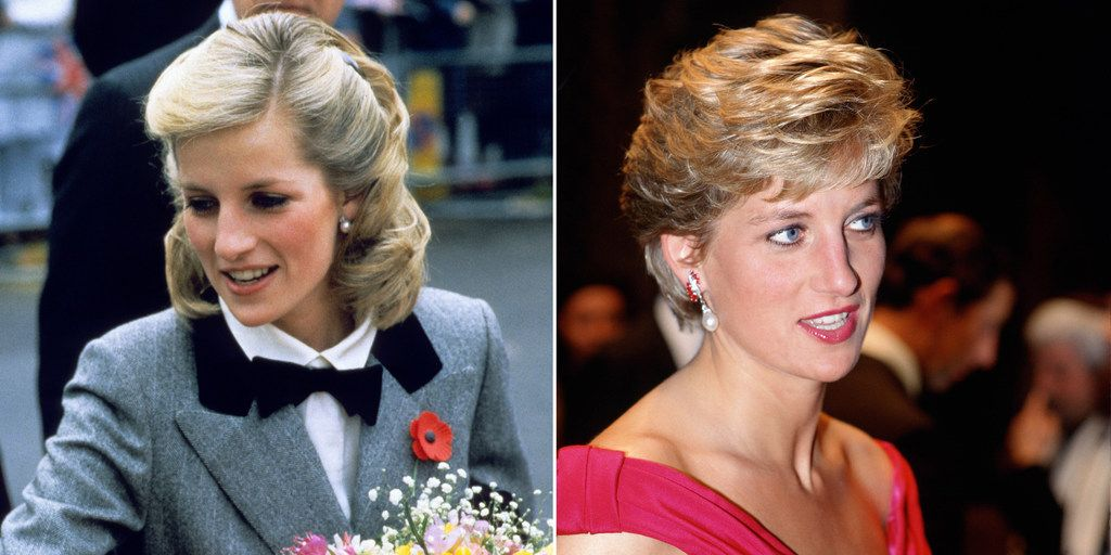 The Surprising Story Behind Princess Dianas Iconic Haircut