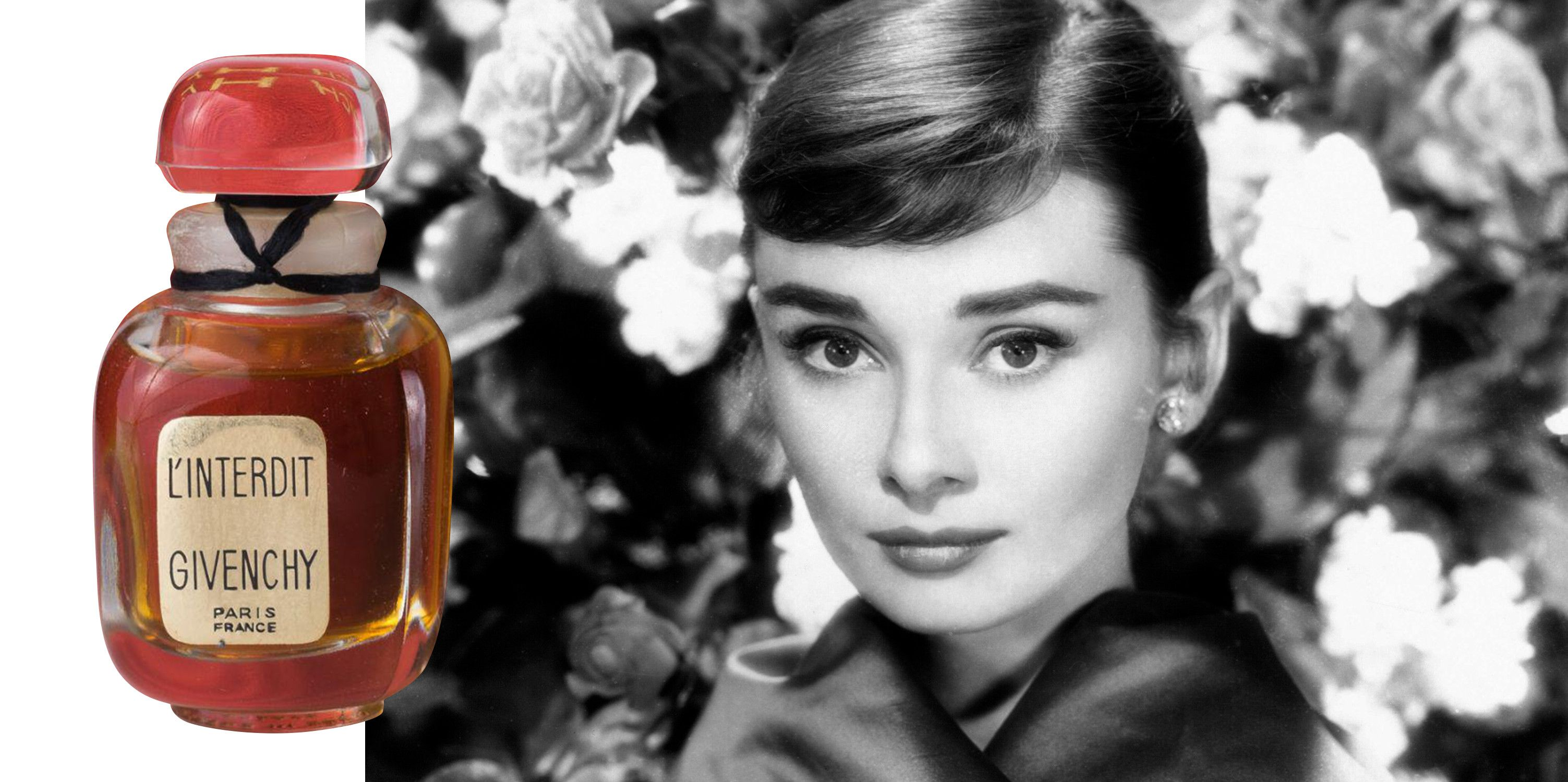 14 Famous Women and Their Favorite Perfumes, from Audrey
