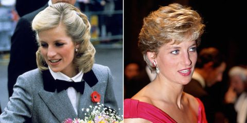 The Surprising Story Behind Princess Diana S Iconic Haircut