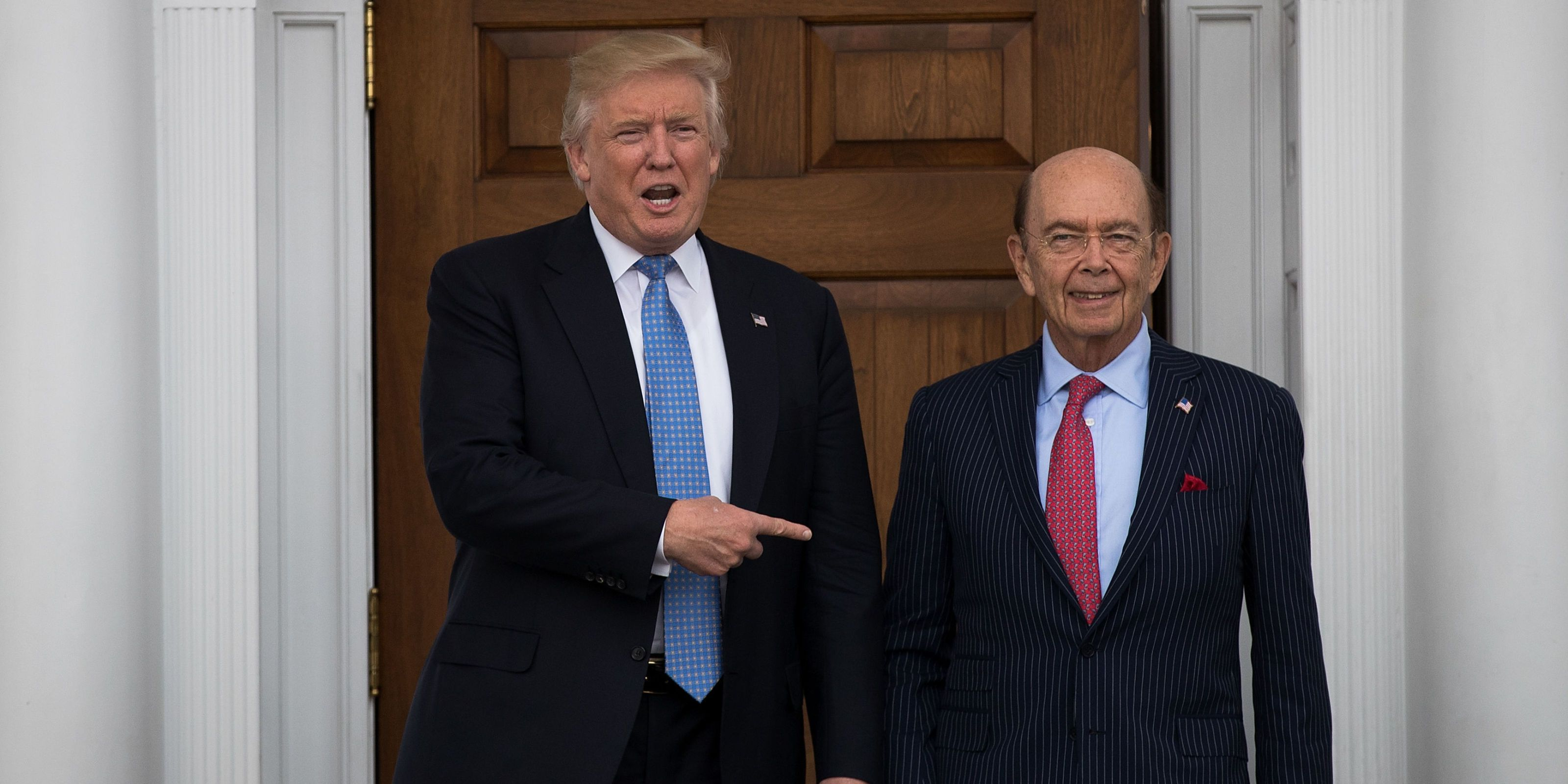 Donald Trump Cabinet Could Be the Richest Ever - Donald Trump ...