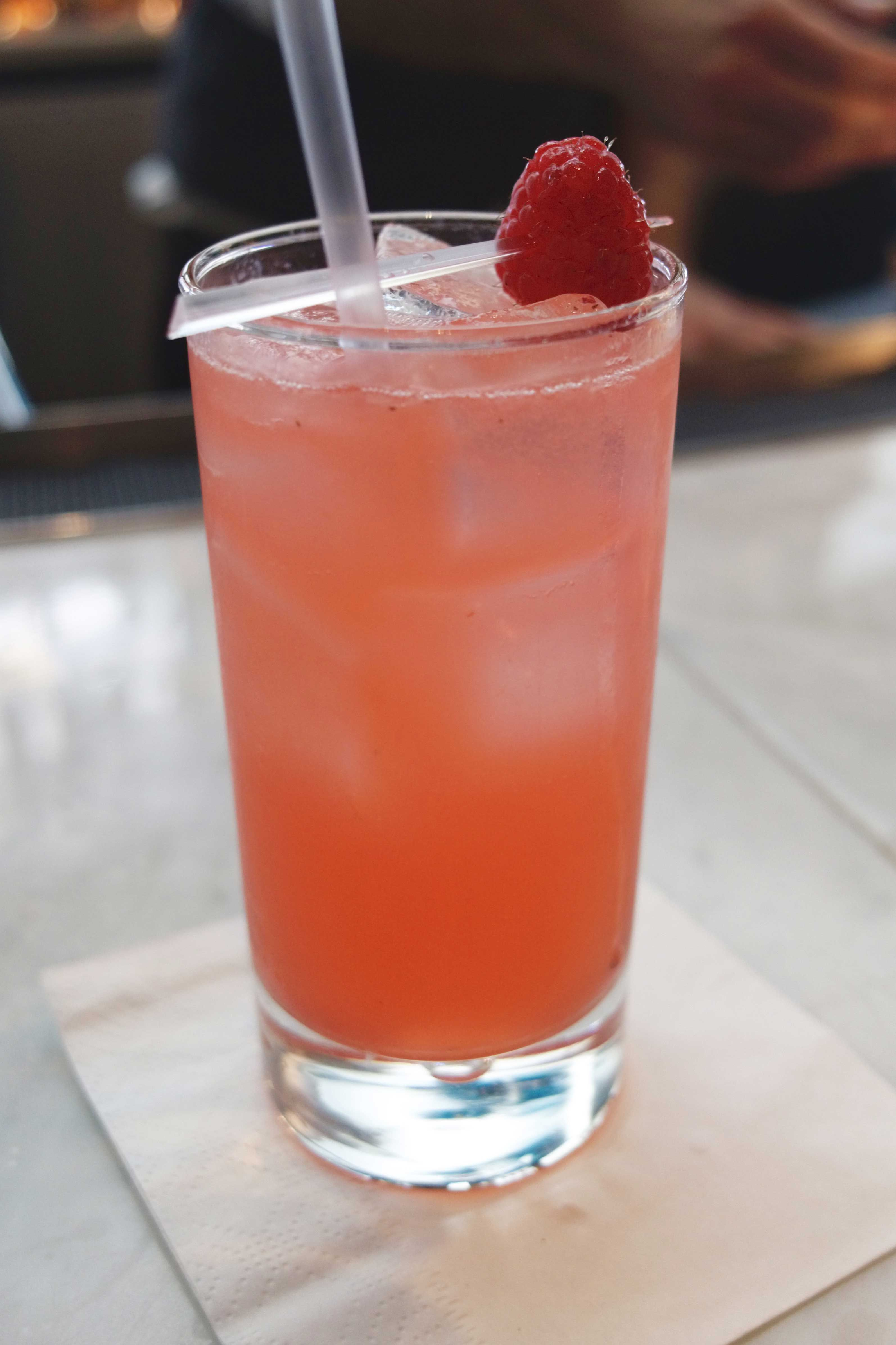 Fruity alcoholic beverages