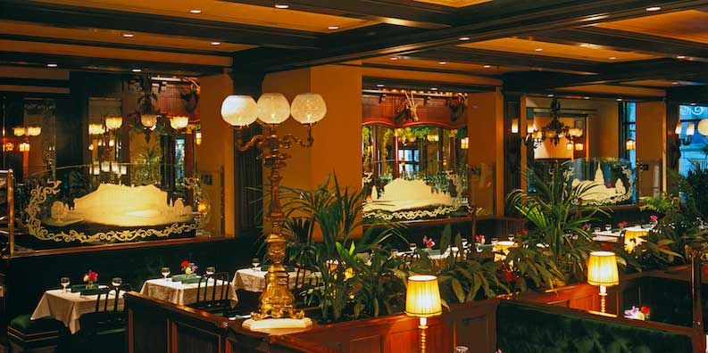 Washington Dc Classic Restaurants Best Places To Eat In
