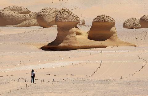 world heritage site wadi el-hutan