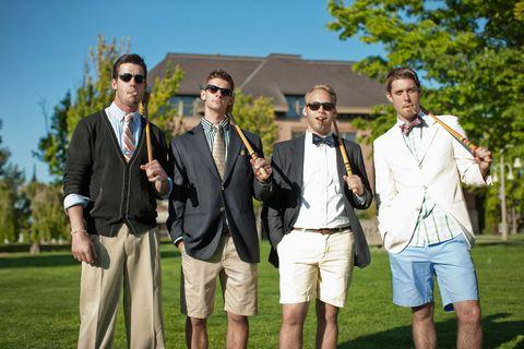 People in nature, Sunglasses, Bermuda shorts, Goggles, Spring, Belt, Trunks, board short,