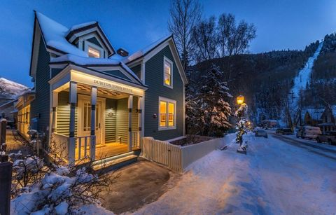 Telluride Travel Guide Where To Stay Eat And Drink In Telluride