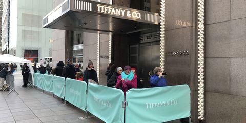 Tiffany Barricades