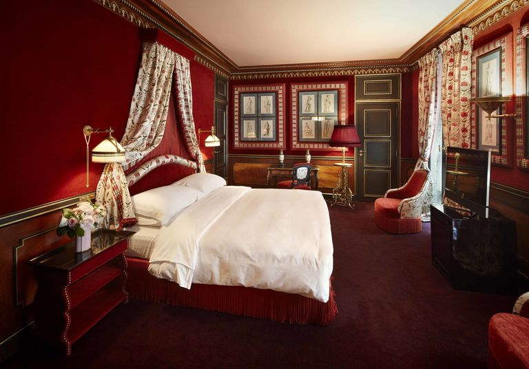 hotel costes hotel costes review. Black Bedroom Furniture Sets. Home Design Ideas