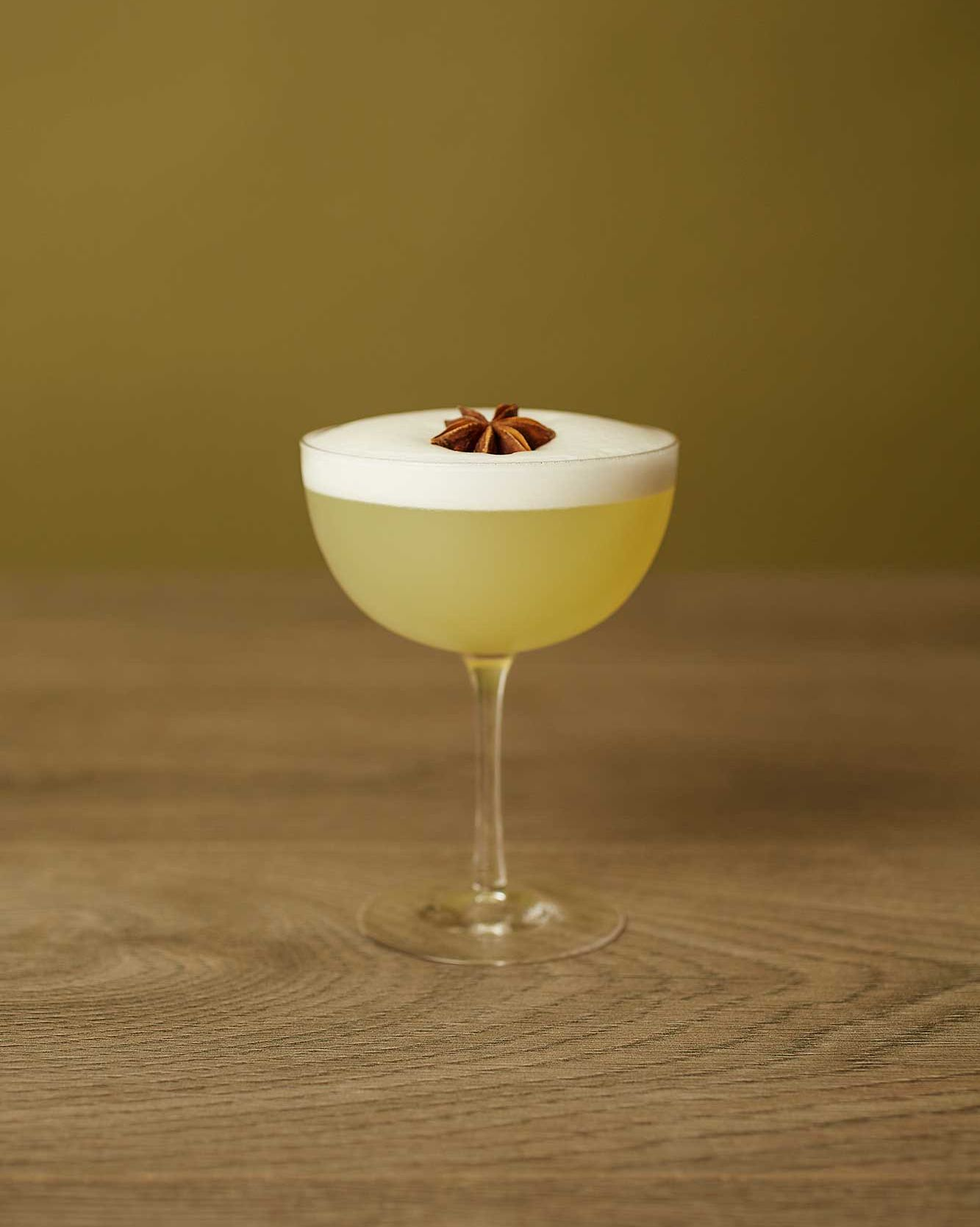 christmas mocktails spicy sour
