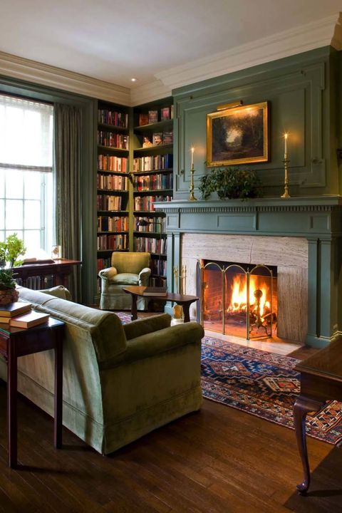 11 Cozy Photos Of Fireplaces That Will Make You Want To