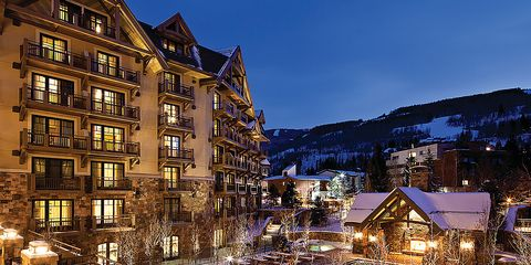 "<p><strong data-redactor-tag=""strong"">Where:</strong> Vail, CO </p><p><strong data-redactor-tag=""strong"">Why it's perfect for skiiers and non-skiiers: </strong>First, it's the Four Seasons. Second, it's Vail. All the usual ski amenities are top-notch, while the 5-star spa can't be missed. Feeling adventurous? You can head up to one of the region's legendary ""<span class=""highlight"" data-verified=""redactor"" data-redactor-tag=""span"" data-redactor-class=""highlight"">fourteeners"" (mountain peaks that exceed 14,000 feet) during an exclusive two-day adventure led by the local outdoor experts of Paragon Guides. Accompanied by llamas that carry gear and food, you'll journey to 11,000 feet to set up camp and enjoy a gourmet meal prepared by the resort's chefs. (Casual.) After spending the night in characteristic Four Seasons comfort, you'll embark for the summit of Mount of the Holy Cross. Or take it easy and grab a complimentary Mercedes&nbsp;to tour the city, or sip mulled cider at the pool bar as you chill (warm?) in the heated water. <a href=""http://www.fourseasons.com/vail/dining/?c=t&amp;_s_icmp=mmenu"" target=""_blank"" data-tracking-id=""recirc-text-link"">Book it</a>. </span></p>"