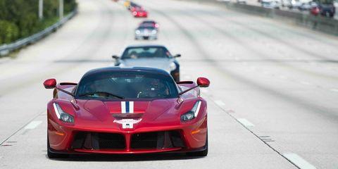 Ferrari Rally Miami