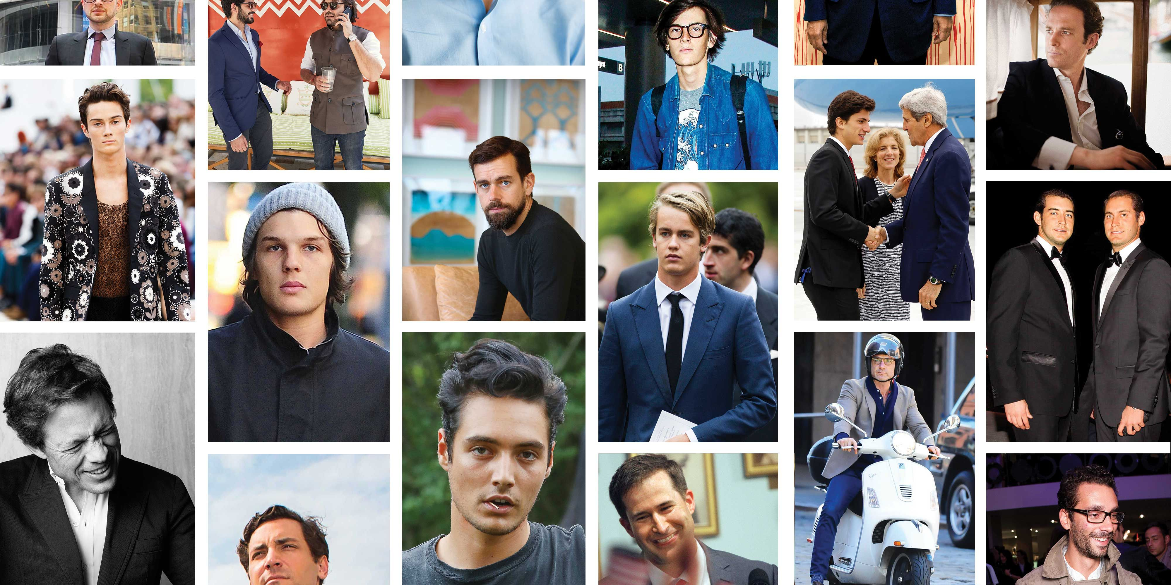 40 most eligible bachelors over Most Eligible