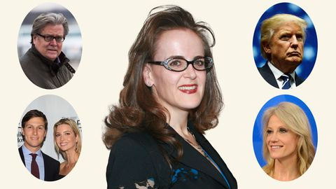 Image result for Rebekah Mercer, Robert Mercer, Trump, Republican Party