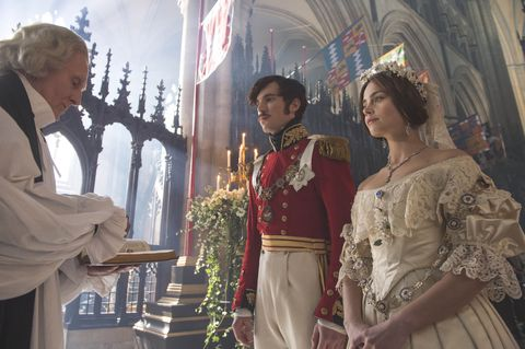Queen Victoria & Prince Albert's Wedding Details - True