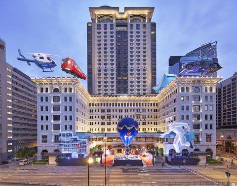On November 25 The Peninsula Hong Kong Hosted A Gala To Celebrate 150th Anniversary Of Its Pa Company Hongkong And Shanghai Hotels Hsh