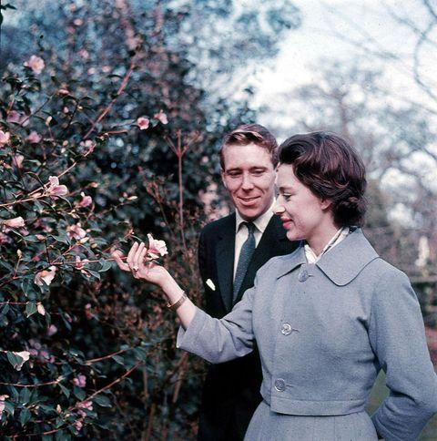 Princess Margaret & Antony Armstrong-Jones's Relationship Details