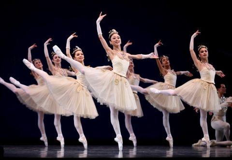 Performing arts, Entertainment, Dancer, Event, Ballet shoe, Ballet dancer, Performance, Artist, Ballet, Choreography,