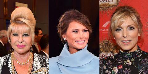 trump's ex-wives