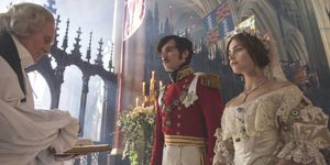 victoria season 1 queen victoria prince albert wedding