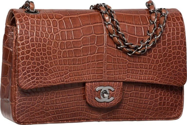 Most expensive chanel bag