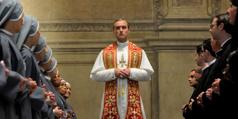 Image result for the young pope costumes images