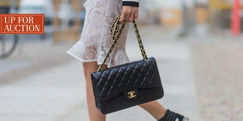 2663666330cf3c Best Way To Buy a Chanel Handbag - How to auction a designer handbag