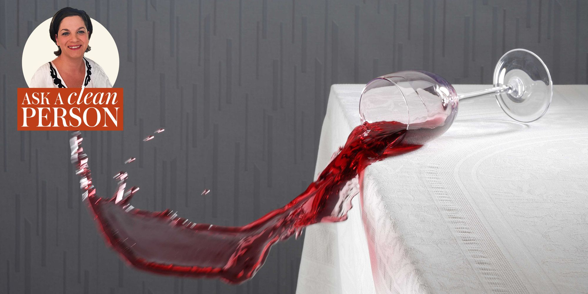 How To Clean Table Linens Remove Red Wine Stains - How To Remove Old White Heat Stains From Tablecloths