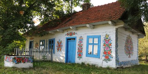 Painted Village