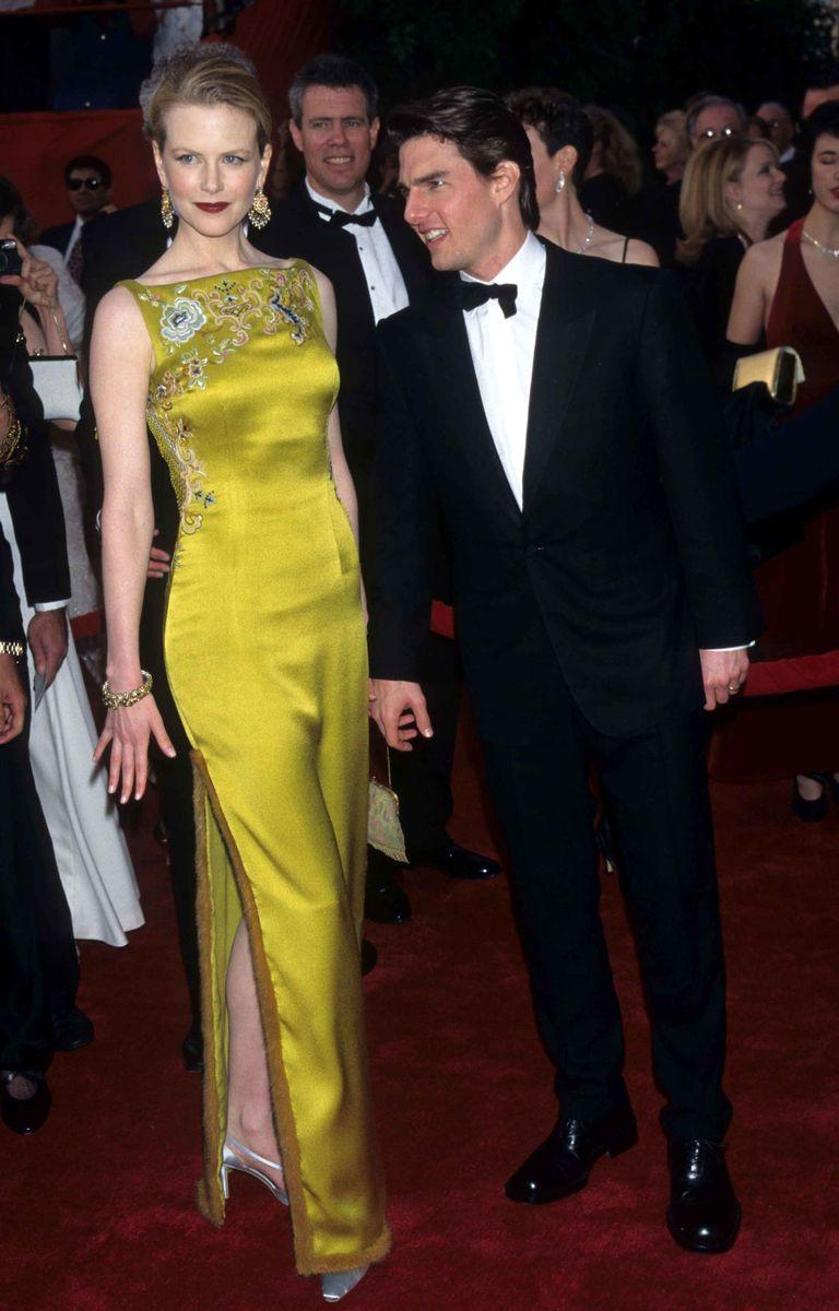 Nicole Kidman in John Galliano for Christian Dior.