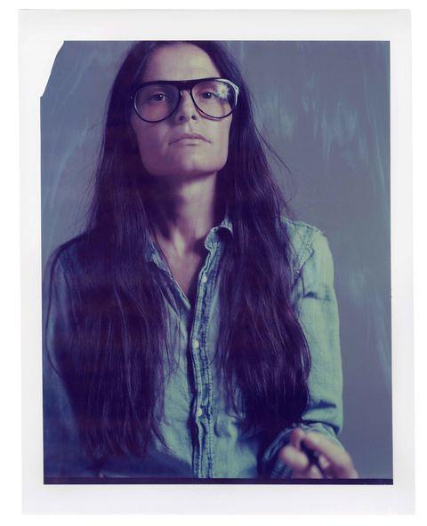 Eyewear, Hair, Face, Glasses, Beauty, Long hair, Portrait, Cool, Photography, Self-portrait,