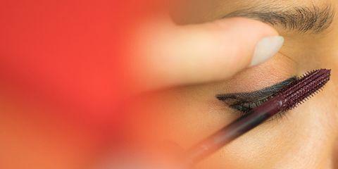 Skin, Eyelash, Organ, Mascara, Eye shadow, Muscle, Eye liner, Nail, Cosmetics, Photography,