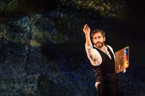 Jake Gyllenhaal In Sunday in the Park with George