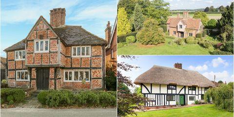 grade listed cottages