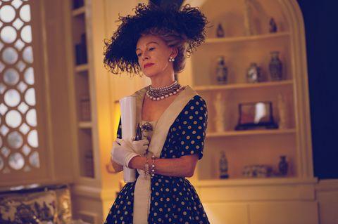 Judy Davis as Hedda Hopper in FX's Feud