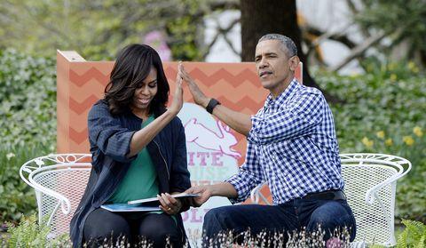 Barack Obama and Michelle Obama sign book deal