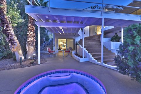 Property, Building, Architecture, House, Majorelle blue, Home, Ceiling, Lighting, Real estate, Interior design,