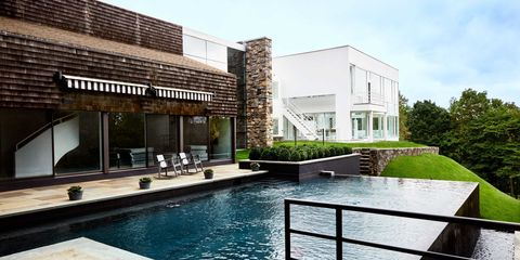 Property, Building, House, Architecture, Home, Real estate, Estate, Interior design, Residential area, Swimming pool,