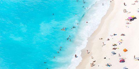 beach tropical vacation