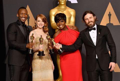 Complete List of Oscar Winners - Academy Awards 2017