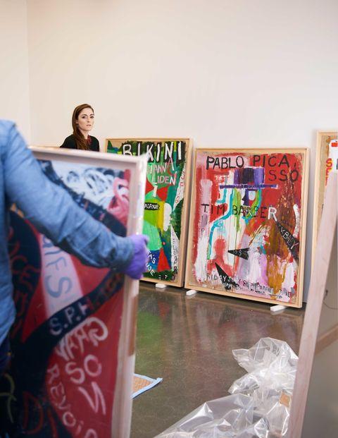 Allison Brant Facts - Peter Brant's Daughter Leads Brant Art