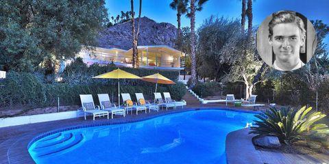 Howard Hughes Palm Springs House