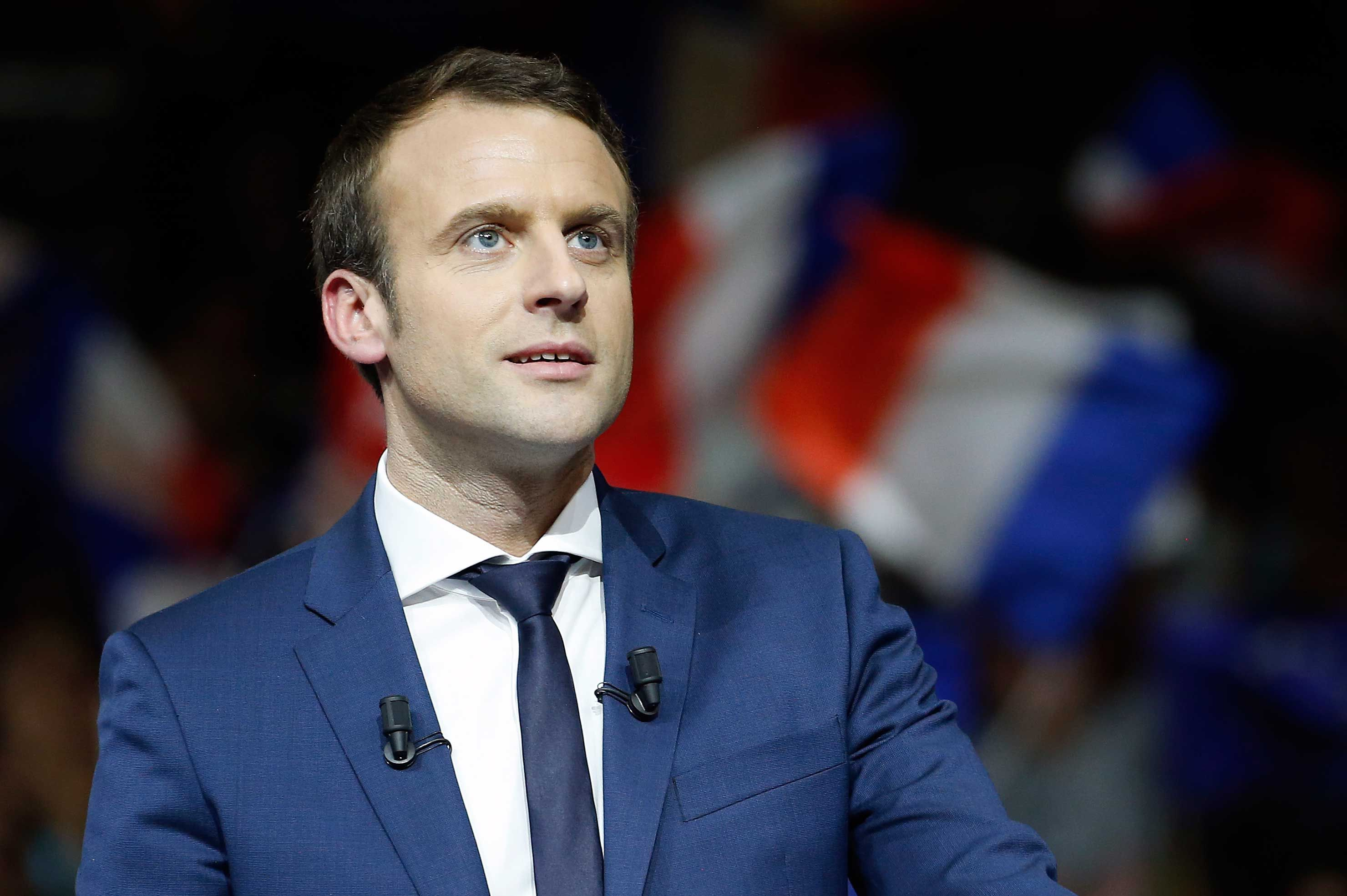 Who Is Emmanuel Macron Presidential Candidate Emmanuel Macron Is The Rising Star Of French Politics