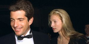 carolyn kennedy, jfk jr.