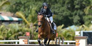 Georgina Bloomberg Winter Equestrian Festival